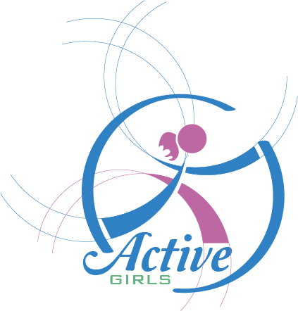Active girls logo eng1